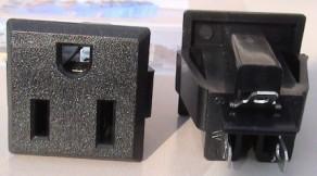 供应美式插座SS-6B