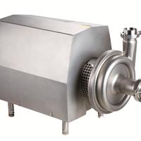 供应卫生级304不锈钢FCP奶泵 离心泵