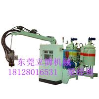 供应广东聚氨酯发泡机 高压发泡设备
