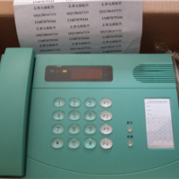 富士达电梯对讲机FSD-LZ100富士达FSD-LZ400