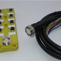 供应插座式I/O总线模块,执行器分线盒