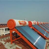 厂家直供太阳能热水器代理