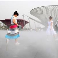供应安徽合肥芜湖马鞍山喷雾景观冷雾人造雾机厂家直销喷雾系统
