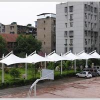 供应停车棚工程项目 武汉中港二航局停车棚