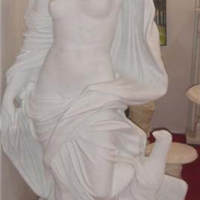 供应汉白玉西方人物雕塑
