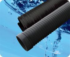 地埋管 室外排水管 HD-PE波纹管 pvc管价格首选北京凯