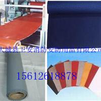 硅胶布丨软连接防火布丨挡烟垂壁防火布