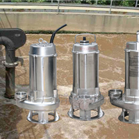 供应不锈钢排污泵,污水泵
