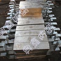 供应螺栓式铝合金牺牲阳极 铝阳极防腐
