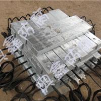 供应 焊接式锌合金牺牲阳极 防腐锌阳极