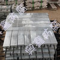 供应铸造锌合金牺牲阳极 锌合金阳极防腐