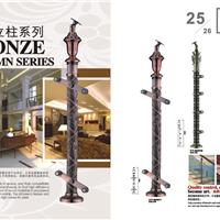 供应古铜立柱,高档古铜立柱