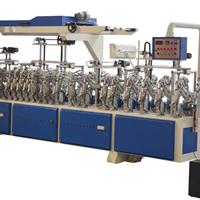 供应线条包覆机/型材覆膜机