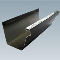 供应保德县方形雨水管铝合金接水槽檐沟定做