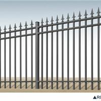 工程护栏/厂区围栏/园区护栏/楼盘阳台护栏/铸铝围栏招商