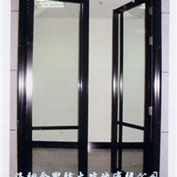 供应重庆防火玻璃门