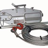 供应1.6吨钢丝绳手扳葫芦|码头仓库专用