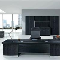 供应海景HJ-9698黑色办公桌