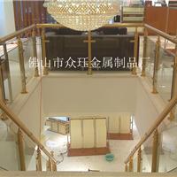 供应家用楼梯立柱,家用不锈钢夹木立柱