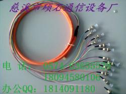 供应12芯束状尾纤