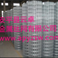 厂家低价镀锌电焊网批发