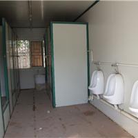 杭州致雅供应集装箱厕所/集装箱卫生间