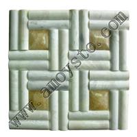 供应玉石墙面砖、中国最大异形马赛克厂家