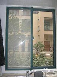 供應青島隱形紗窗 防盜隱形紗窗 工程批發