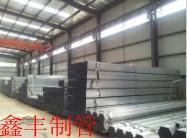 河北专业生产锌合金管、栅栏管、护栏管厂家