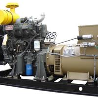 120KW潍柴柴油发电机