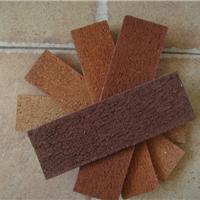 厂家直销拉毛砖手工拉毛砖陶土外墙砖毛面砖