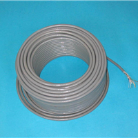 供应编码器电缆,编码器弹簧电缆,螺旋电缆