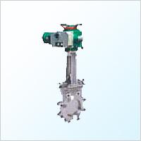 供应【PZ973X-10C/16C】电动对夹式刀形闸阀
