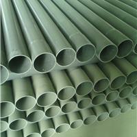 洛阳UPVC/PVC-U低压灌溉管 农业灌溉管