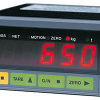 供应PT650D志美称重显示控制器