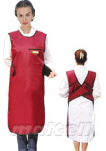 供应射线防护铅衣辐射防护铅衣