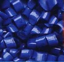 供应环保蓝色色母粒