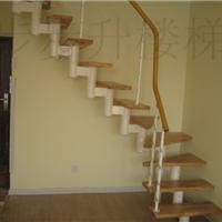 青岛楼梯钢木楼梯实木楼梯旋转楼梯城阳那家楼梯好