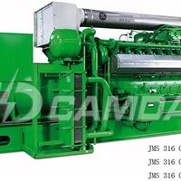 供应煤矿高浓度瓦斯气发电机组颜巴赫发电机