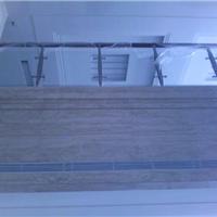 青岛楼梯玻璃护栏 玻璃扶手