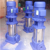 供应多级泵参数 GDL多级泵 多级管道泵