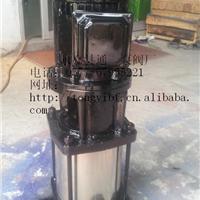 供应多级泵参数 GDL多级泵80GDL36-12*3
