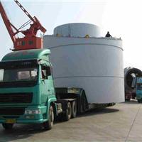 上海至重庆垫车运输|上海到重庆大件货运
