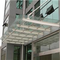 东莞塘厦玻璃雨棚制作安装公司