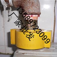 供应燃气表塑料封卡、煤气表防盗卡扣厂家