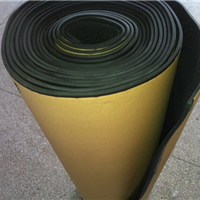 橡塑不干胶板 橡塑板贴纸 橡塑海绵自粘板