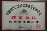 中国林木业理事单位