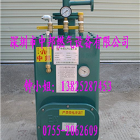 深圳厂家生产50KG/H新款方形落地中邦气化器