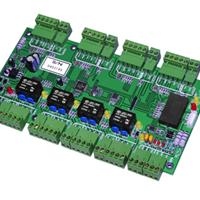 供应485通讯工业级四门单向控制器