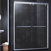 供应[佛山厂价直销]简易移门淋浴房